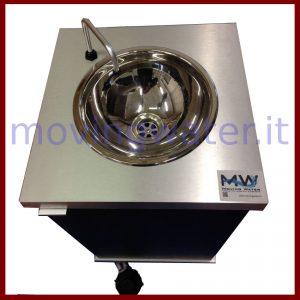 MO.W light-W-mobiletto lavamani autonomo