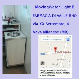 MOVINGWATER FARMACIA DI VALLE RHO